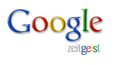 Najczęsciej wyszukiwane frazy w Google w roku 2009