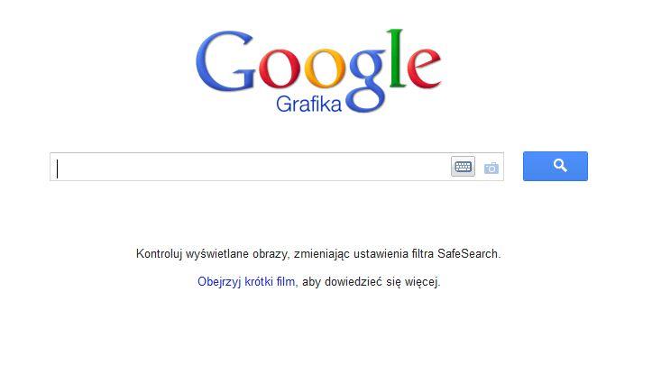 Grafika Google – nowa wersja wyszukiwarki grafiki