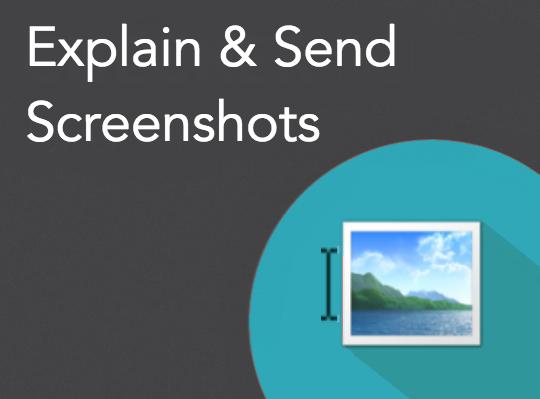 """Wtyczka """"Opisz i wyślij screen"""" dla przeglądarki Chrome"""