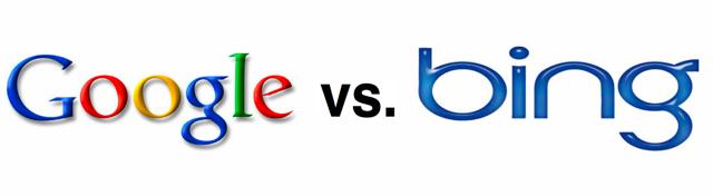 Bing vs Google – Google oskarża Bing o kopiowanie ich wyników wyszukiwania