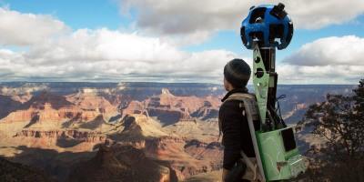 Google ze Street View wkracza w nowe rejony