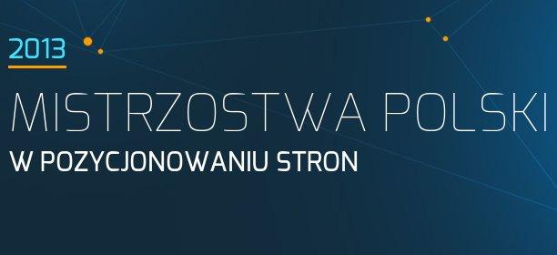 Mistrzostwa Polski w pozycjonowaniu stron