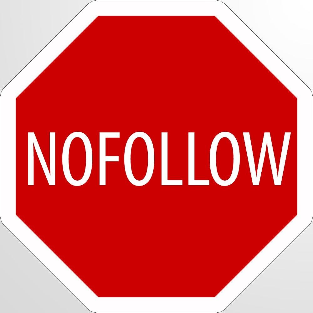 Wartość linków nofollow