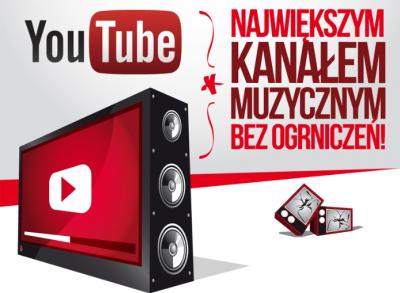 YouTube gwoździem do trumny stacji muzycznych