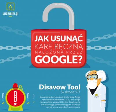 Kara ręczna od Google? Zobacz jak ją usunąć.