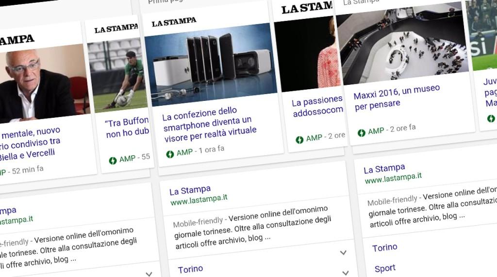 NEWS: Google wprowadza oznaczanie stron z AMP