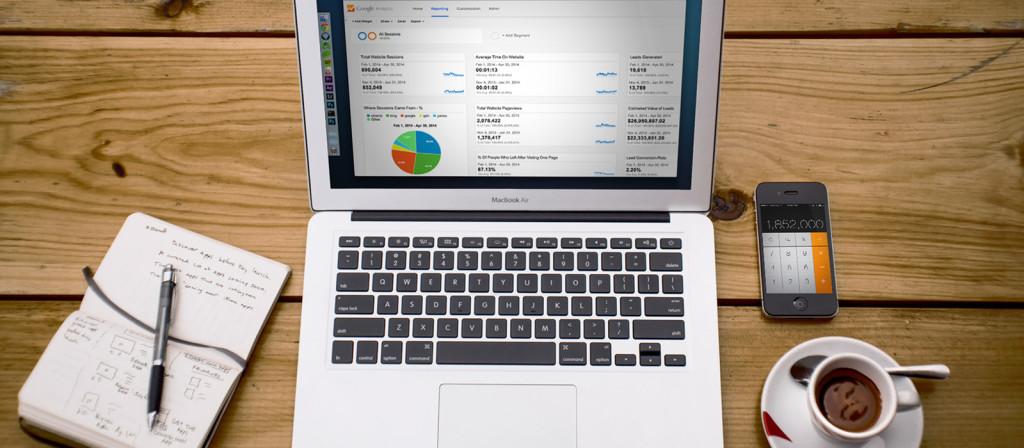 Eksplorator użytkownika w Google Analytics