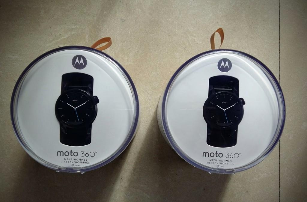 zegarki od Google