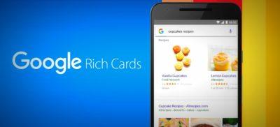 Rich Cards dostępne globalnie!
