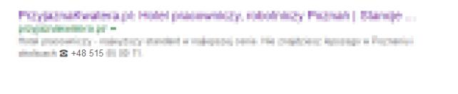 Emoji w meta description
