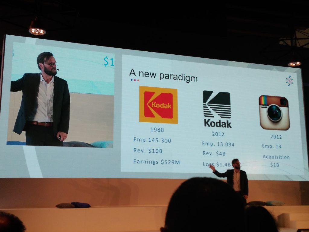 Prezentacja Andersa Hvida - disruptive technology