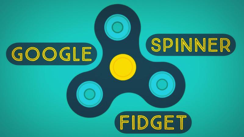 Google Fidget Spinner i liczby losowe w wyszukiwarce