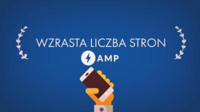 Rośnie liczba stron AMP w sieci