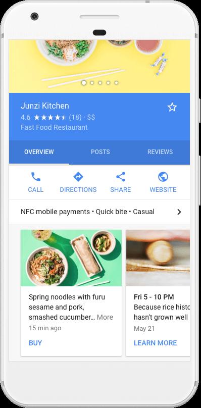 Wpisy w Google Moja Firma - jak ustawić