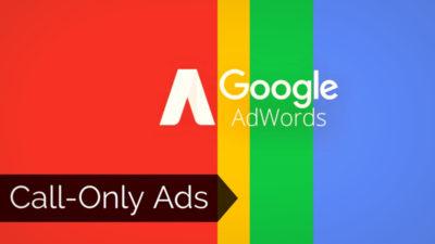 """Nowe rozszerzenia reklamy AdWords """"Tylko połączenie"""""""