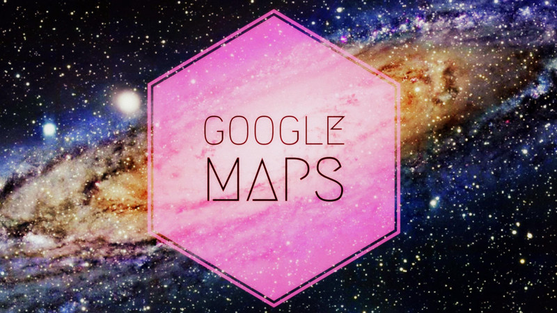 Aktualizacja Google Maps i zwiedzanie Układu Słonecznego