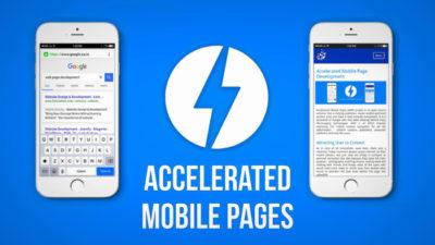 Przyspieszone strony mobilne zyskują na popularności
