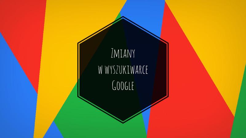 Nowy sposób wyświetlania odpowiedzi w Google