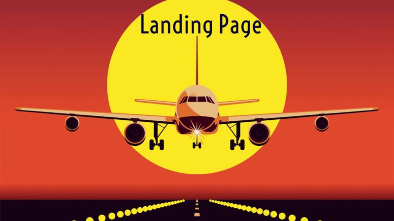 Strona Landing Page – co to jest i jak ją pozycjonować?