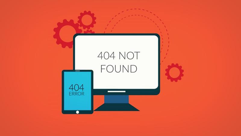 Strona błędu 404 – jak za jej pomocą zatrzymać użytkownika na stronie?