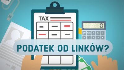 Podatek od linków – aktualizacja