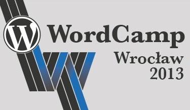 WordCamp 2013 Wrocław