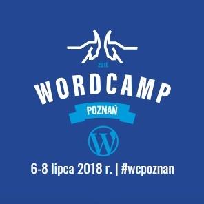 WordCamp 2018 Poznań