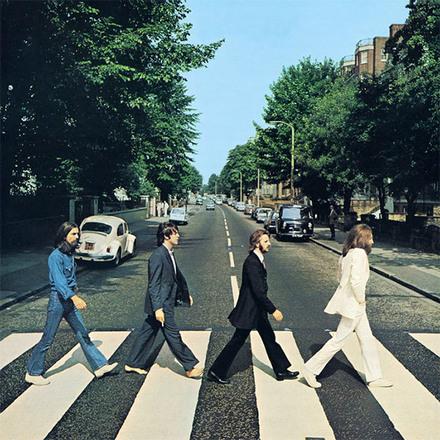 Beatles - okładka albumu