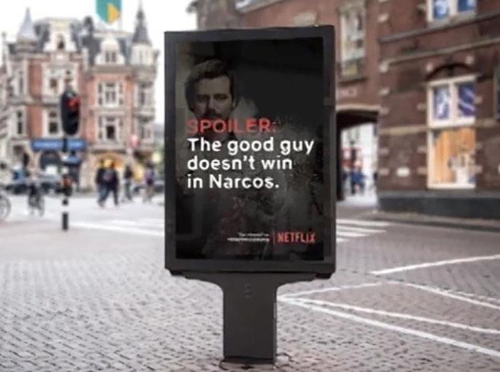 Netflix - reklama w czasach koronawirusa 3