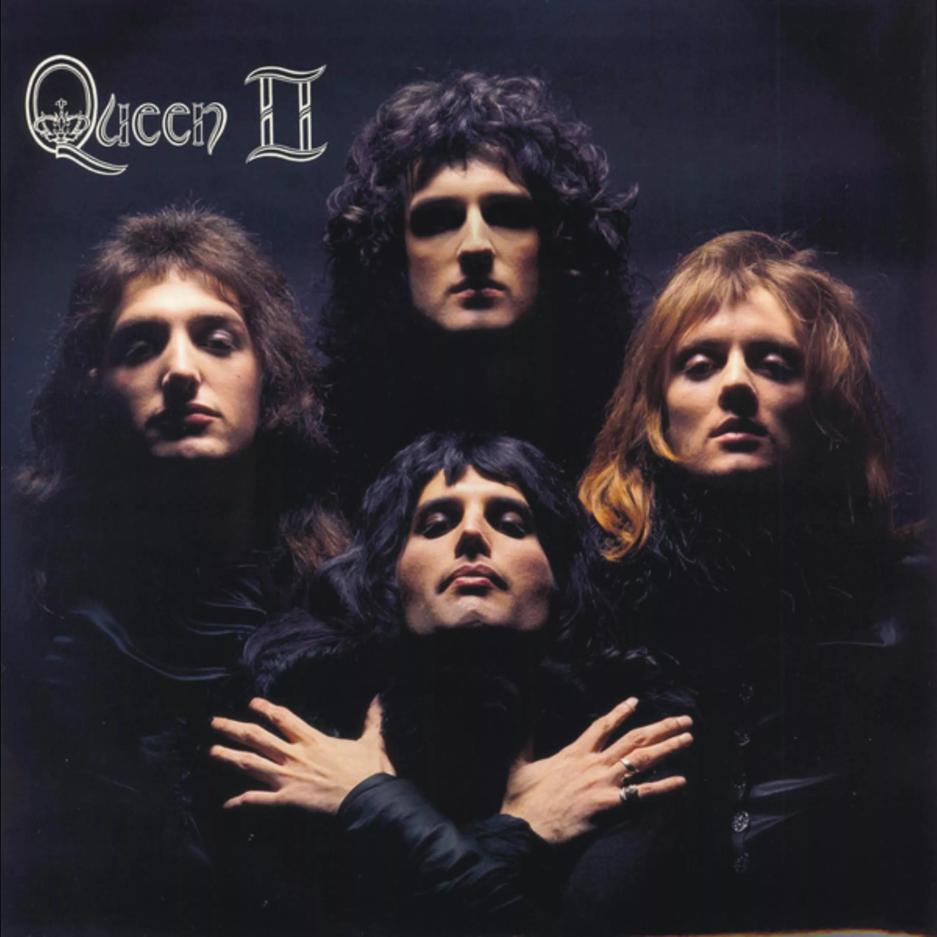 Queen - okładka albumu