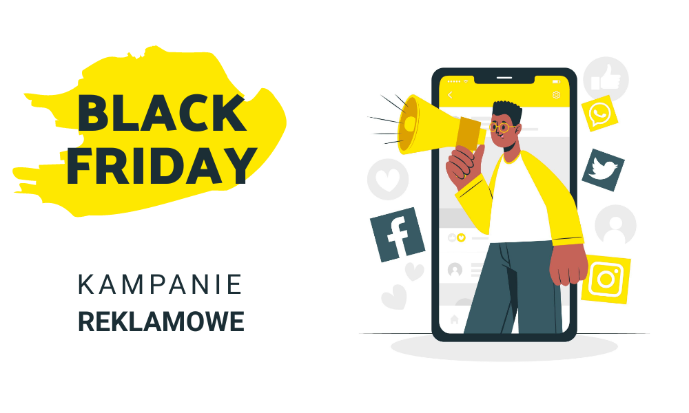 Black Friday – kampanie reklamowe